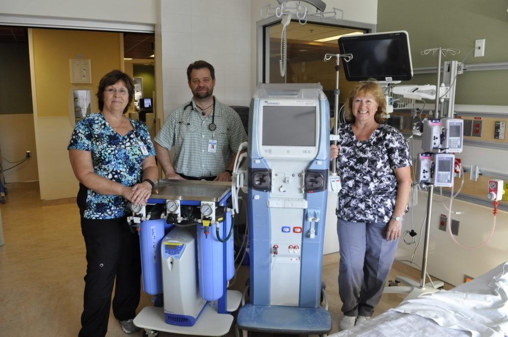 In Centre Dialysis