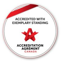 accredited with exmplary standing