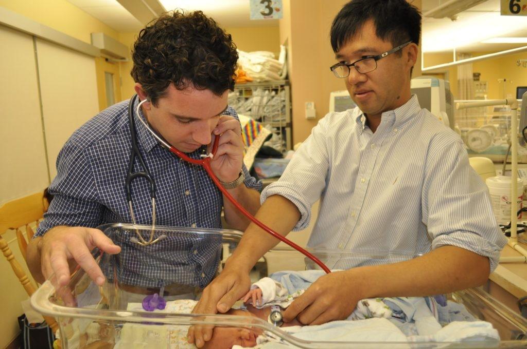 RVH Physicians in the NICU