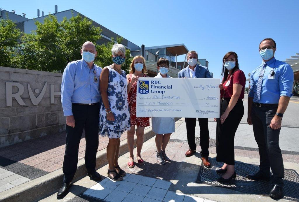 RBC donation to RVH