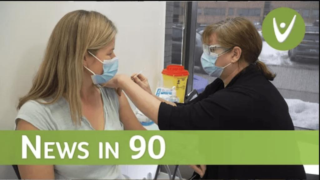 SMDH immunizes Collingwood Doctor