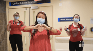 Cardiac and renal nurses